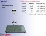 Cân sàn điện tử giá rẻ, Can san dien tu gia re - Can san VMC 201